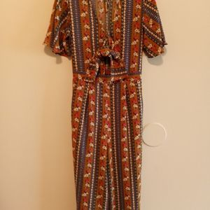 Blu Pepper Ladies Jumpsuit Size S